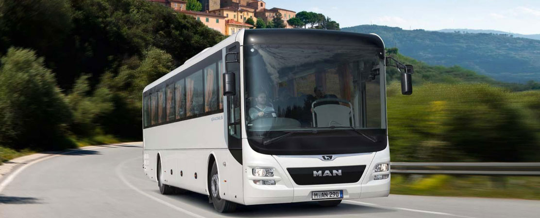 Автобус MAN Lion´s Intercity